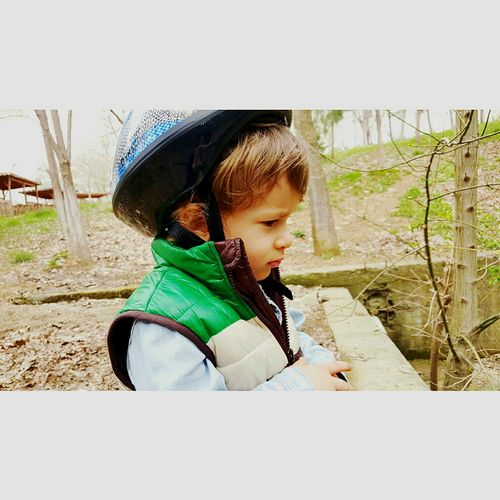 Being Cute Springtime Naturelovers MyBoy Love My Family ❤ Love ♥ OneAndOnly