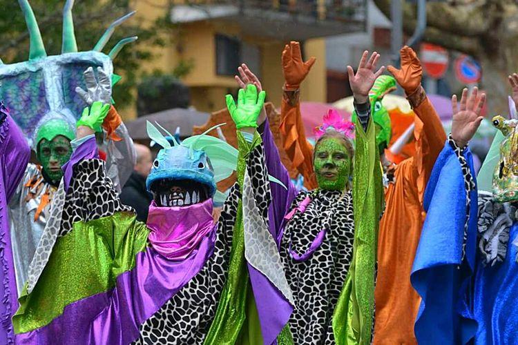 Carnevale Carnival Spirit Carnevale2016 Makeup Karnival Carnival Party Carnevaldemuja63 Colors Of Carnival Portrait Of A Woman Pickoftheday Carnevale Di Muggia Happy People Enjoying Life Animals Dinosaurs Dinosauri Taking Photos