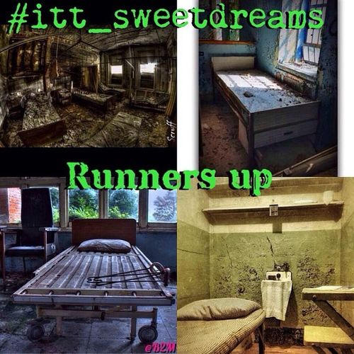 The it_tuesday challenge #itt_sweetdreams has come to a close. Thank you all for tagging your excellent bed shots! We are proud to present out runners up! TL xscruffx TR aurora613 BL born2misbehave_ue BR spearlschwartz 50shadesofgrime Urbanexplorer Abandoned Igrime Urbex Sfx_grime Filth Showmethatgrime Partnersingrime It_tuesday Unitedbygrime Grime_nation Filthyfeeds Discarded_butnot_forgotten Grime Abandonment_issues Urbanexploration Sfx_decay Filthy Abandonedworld Rurex Itt_sweetdreams Findingbeautyoutofshit Filthyfamily Grimey Sfx_urbex