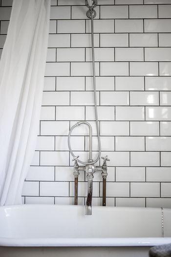 Bathroom Bathtub Creativity Decor House Interior Interior Design Interior Style Living No People Scandinavian Scandinavian Design Scandinavianliving Style