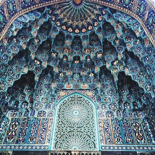 Everything In Its Place every stone in its place to make beautiful design of amazing color blue