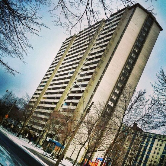 Once Splendid. Toronto Architectures