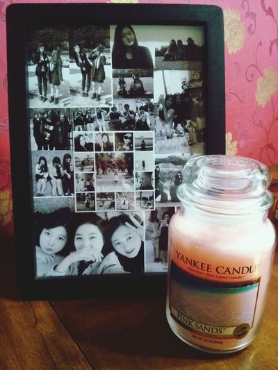 Yankee Candle Picture Frame