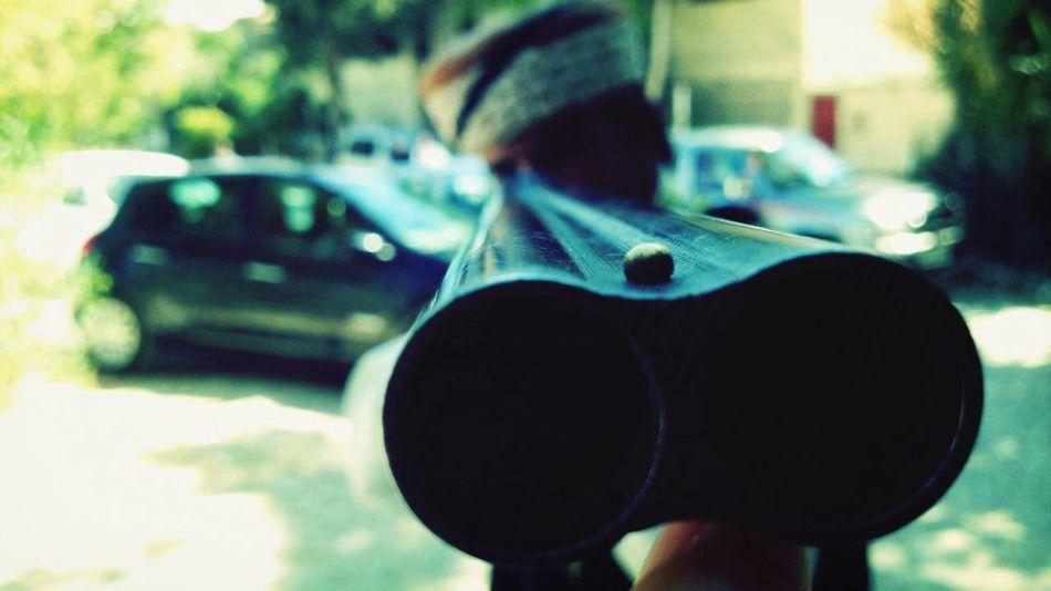 Gun Taking Photos Focus Check This Out