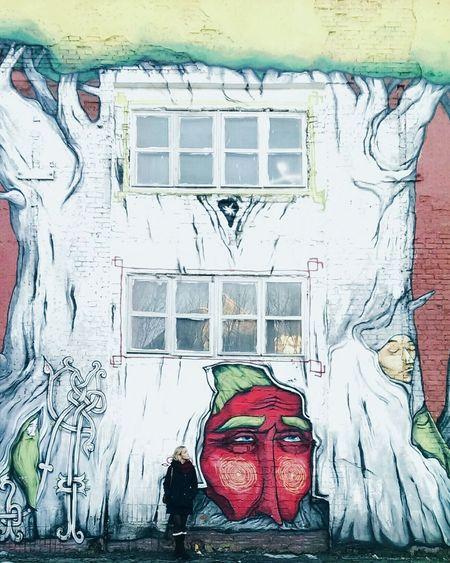 Sunday Graffiti Art Graffiti Wall Minsk