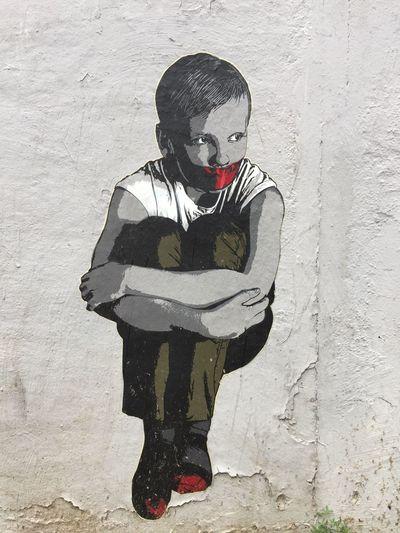 Alias Berlin Streetart Stencil Art Graffiti Alias Streetphotography Streetartberlin Photo by Sputnika