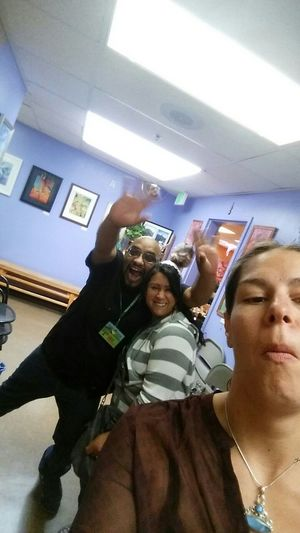 Being Goofy Enjoying Life Friends ❤ Las Vegas Fun