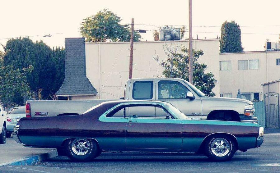 1970 Chrysler 300 Hurst