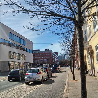Bello dia....hermosa primavera. Aalborg Denmark