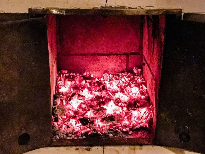 Glow Fireplace
