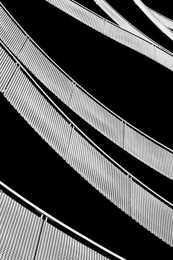 Close up of blinds
