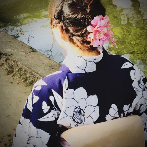 Good Morning EyeEm Hoto Japan Okayama Kurashiki Have A Nice Day♥ EyeEm Porto 和装姿のモデルさんお疲れ様でした。