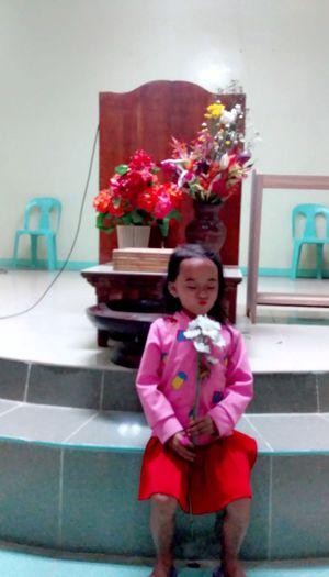 Sitting Pulpit