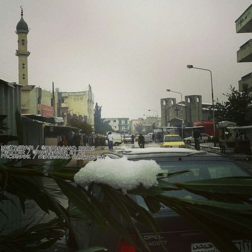 هنا_حمص و هذا السلام ... Syria  Homs