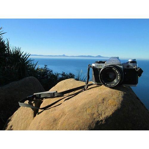 Tunisia Tunisie Sea Korbus blue sky canon ae1 film filmisnotdead ishootfilm photography