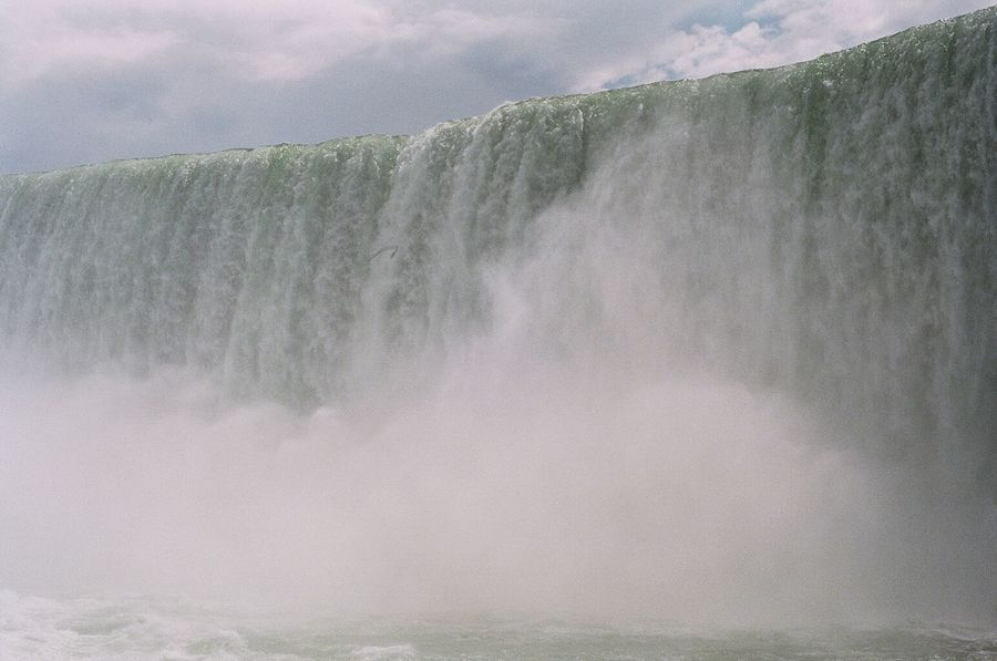 Nature No People Waterfall Water Outdoors Beauty In Nature Day Niagara Falls NY Niagra Falls Flowing Water Falling Water Flowing