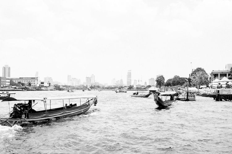 Forward Fujifilm_xseries Bangkok Thailand Nautical Vessel Transportation Mode Of Transportation Building Exterior Architecture Water Built Structure City Sky Waterfront Day Nature Canal Gondola - Traditional Boat Building Incidental People Travel Outdoors