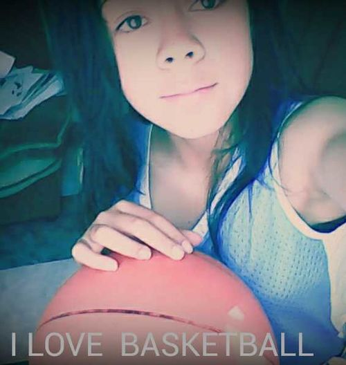 Oww *-* I LOVE BASKETBALL