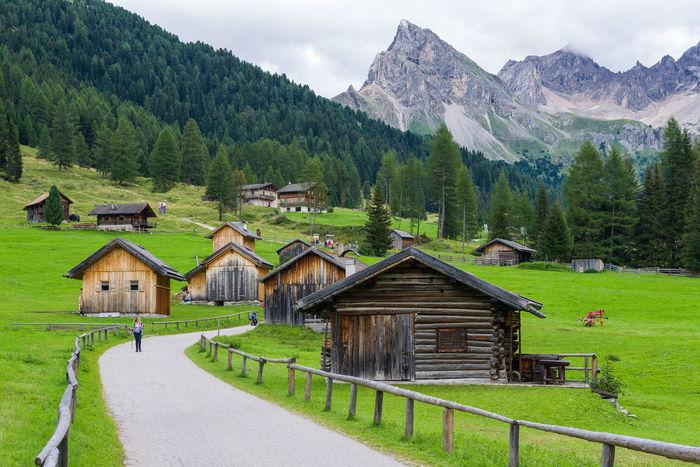 Alps Dolomites, Italy
