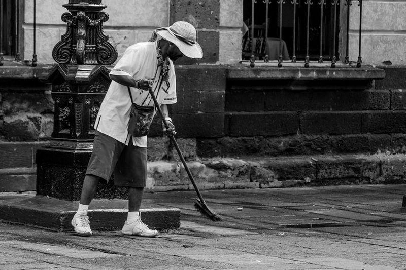 RickyGp Canon Sinfiltro Blackandwhite Centro Street