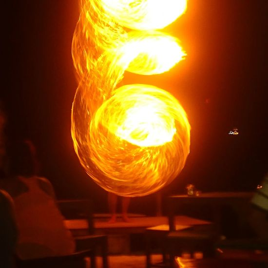 Fire show. At phi phi island thailand on holiday. Loving this place. No filter. Taken off my sony z5. Illuminated Heat - Temperature Performance Thailand🇹🇭 Phi Phi Island Phi Phi Island @phuket Patong BeachNight Nightlife Sony Xperia Sony Z5 Xperiaphoto