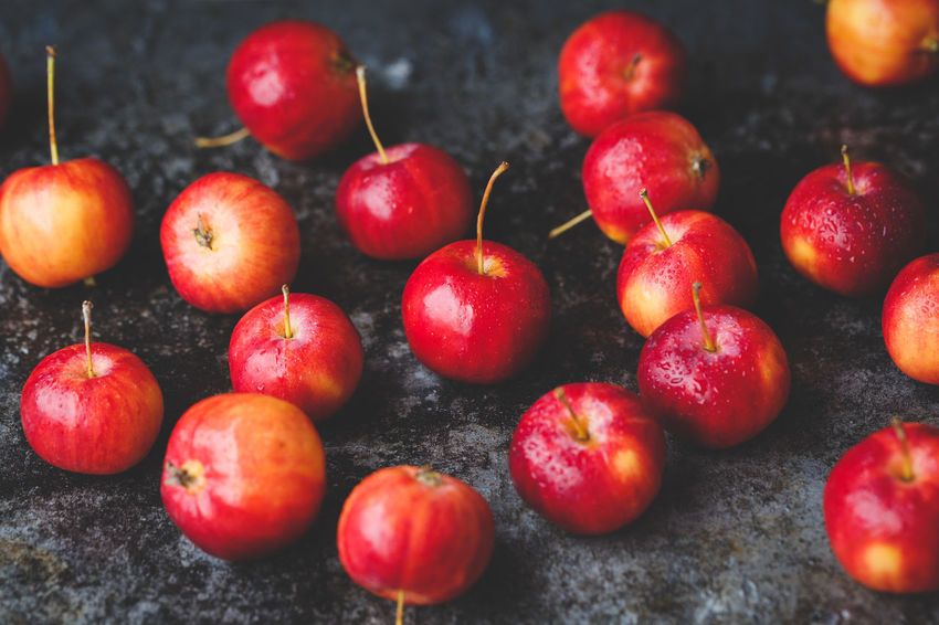 Little Apples ASIA Apple Dark Food Art Little Apples Nature Plant Vietnam Bamboo Food Fresh Fruit Healthy Eating Old Wood Organic Food Pottery Red Apple Sour Sweet Tasty