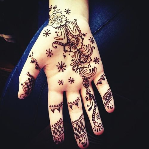 )) The Best ❤ Beautiful ♥ Wow!! Cool Mehendi Henna Tattoo Henna Henna Tattoo ❤ Mehendiart Tatoo