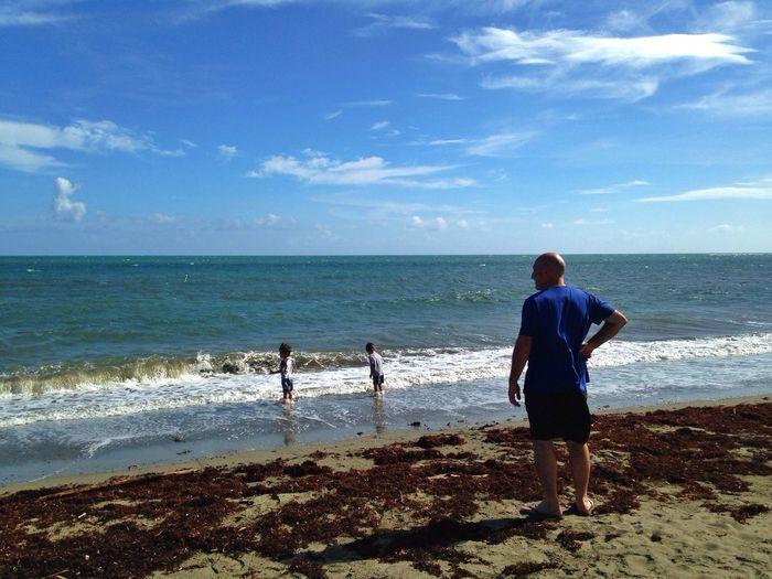 EyeEm Best Shots Beach Family Matters