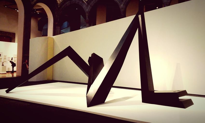 Mathias Goeritz Masterpiece Design Visiting Museum Downtown Mexico City People And Art Mexico Art First Eyeem Photo