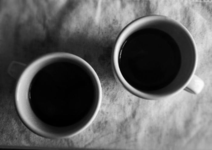 And so starts the day. Black & White Morning Coffe EyeEm Best Shots Black And White Photography