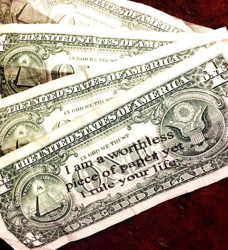 Money Talks Tips Cash Truth Hurts