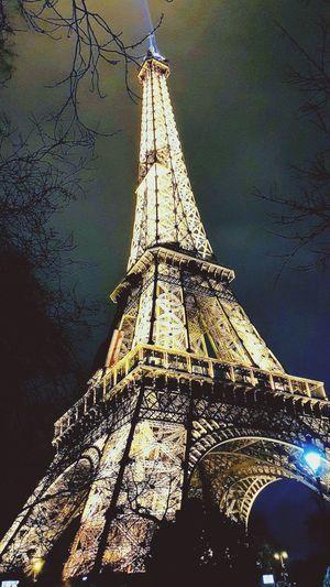 Tour Eiffel, Paris. Monuments Paris ❤ Capital Cities