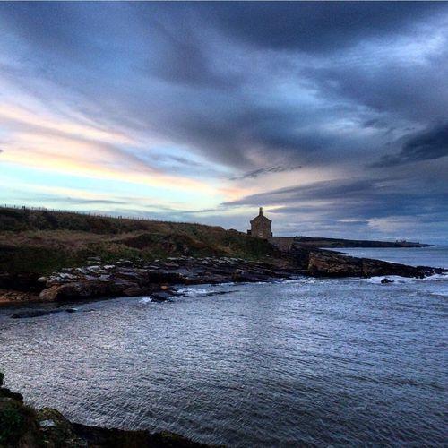 Howick Beach Howick Sea Northumberland Sea And Sky