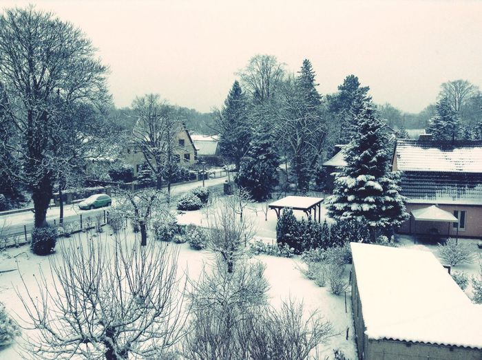 #Königs Wusterhausen #Winter #schnee