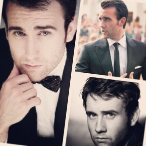 Let's all take a second to appreciate what has been bestowed upon us. EyeCandy  MatthewLewis HarryPotterStar NevileLongbottom ????