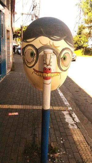 First Eyeem Photo Orelhão Rua Urban Lifestyle Smile Big Eyes