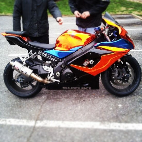 Our baby is gone forever. :( Thissucks Bye SeeYaNever GSXR1000 fastAF motorcycle MyBaby IllMissYou