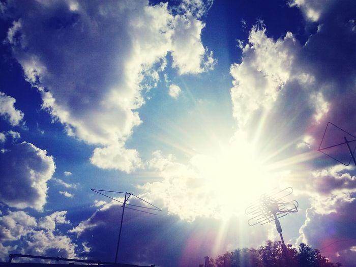 Recuerda que despues de la tormenta sale el sol:3 First Eyeem Photo