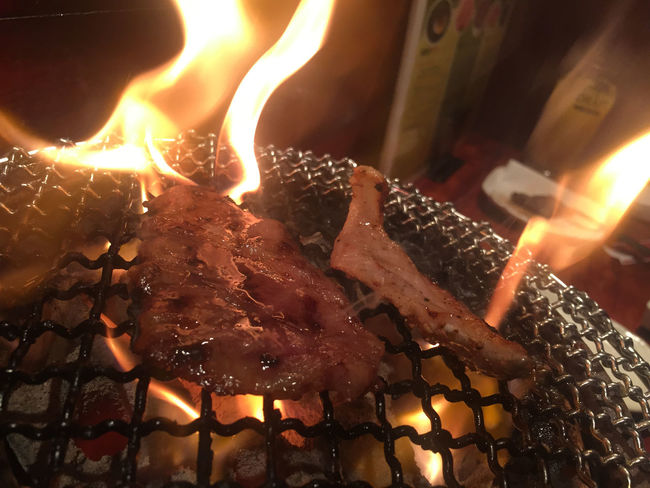 A Taste Of Life Brown Close-up Cooking Stove Detail Dinner Eat Flame Food Food And Drink Grilling Happy Japanese Culture Japanese Style Mealtime Meat My World Of Food Restaurant Roasted Selective Focus Shichirin Sumptuous The Foodie - 2015 EyeEm Awards Yakiniku Yummy