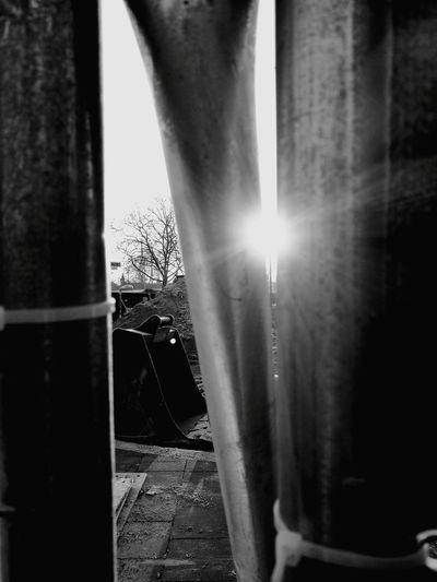 Sunshine ☀ Blacknwhite Huawei P9 Leica