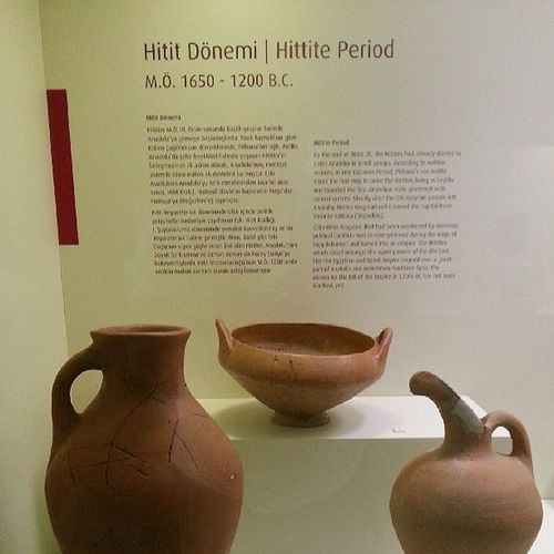 Alacahoyuk Hitit Hittite