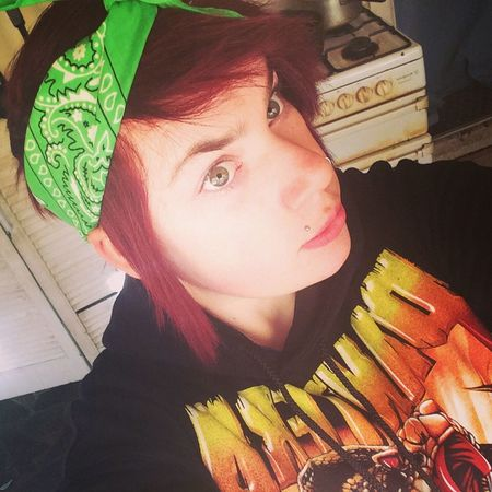 """""""Don't let person control you"""" Redhead Metalhead \m/ Heavymetal Quotes"""