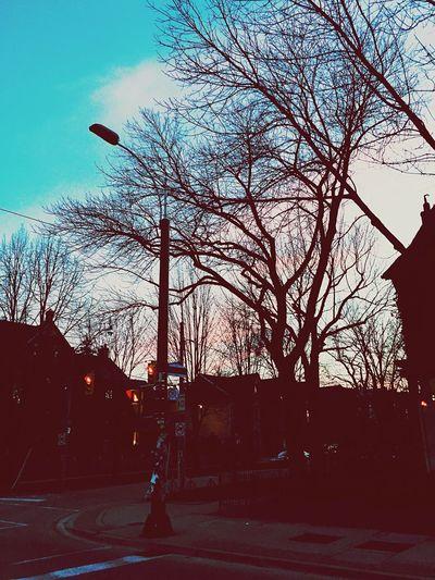 Sunset. TorontoLife Sunset Sunset_collection Sundown Look Outside 6ixwalks Skyporn Sky_collection Skylovers Skypainters