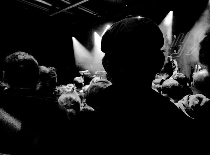 Day 147 - Fat Freddy's Drop Berlin Concert Blackandwhite Music 365project 365florianmski Day147