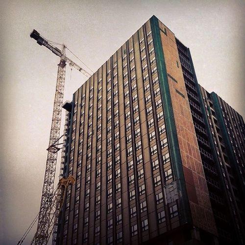 Brutalism deconstruction