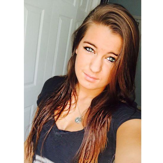 Saturday Sun Selfie ♥ Brunettesdoitbetter