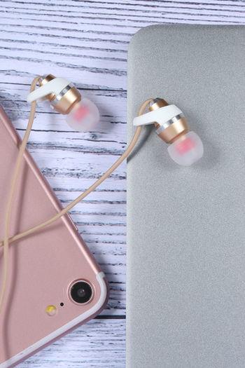 Gold Headset