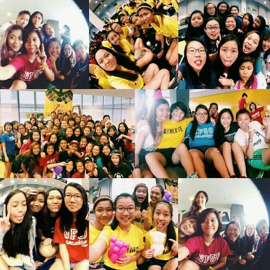"""BOOM WE BAD, BOOM BOOM WE BAD // late post because I crashed early and couldn't decide which pics to use. anyway, thanks Avengers for making my """"first"""" legit camp a memorable one. (I didn't cry for my mum so that's a good thing) love all the cheers and jokes and basically all the crazy things that we did together ❤ // AvengersAssemble"""