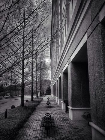 Good morning friends! Bw_collection Blackandwhite Architecture Hdr_Collection
