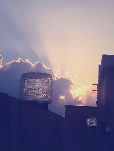 تصويري ☺💕 ابها مساء_الخير Iyi Geceler غروب_الشمس